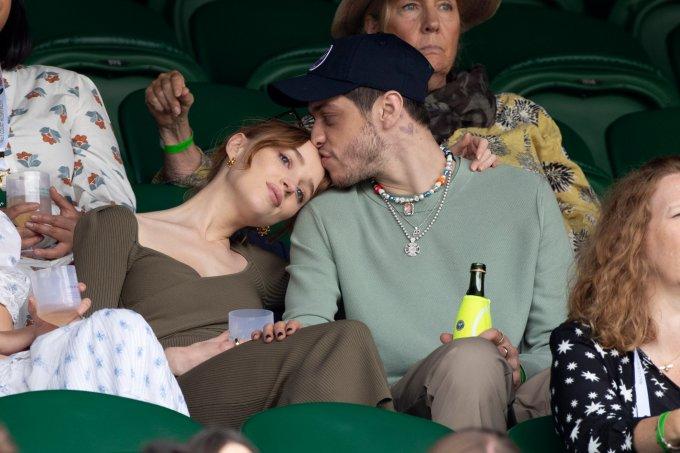 Wimbledon Celebrity Sightings – Day 6