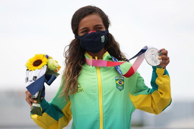 15 curiosidades sobre Rayssa Leal, a fadinha do skate campeã olímpica