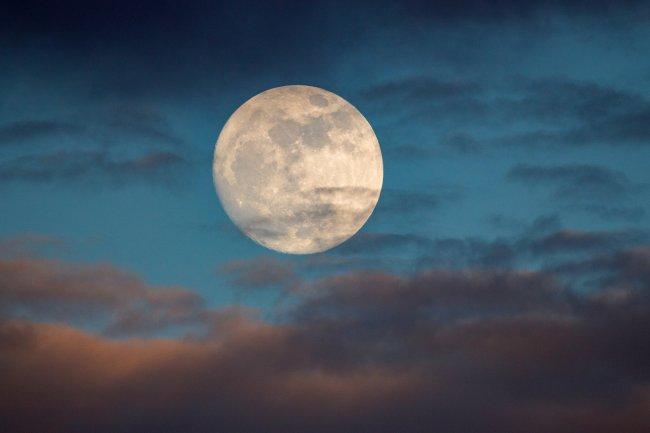 Imagem da Lua Cheia