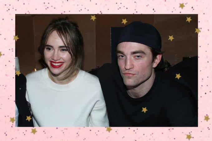 Suki e Robert Pattinson