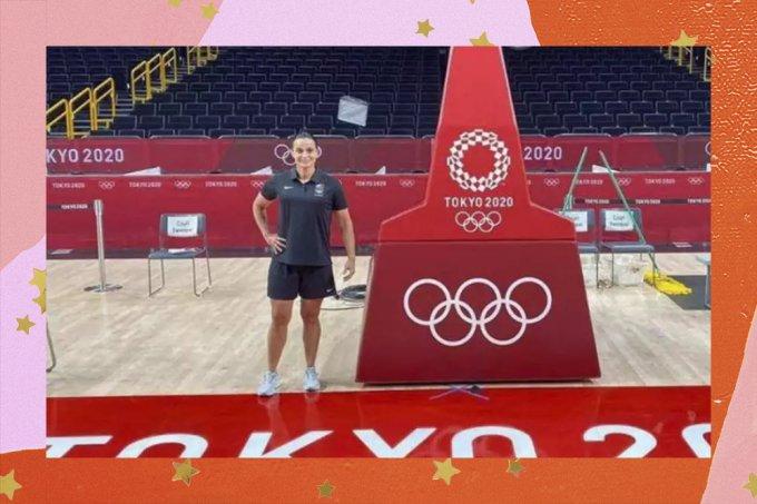 Tóquio 2020 tem primeira mulher apitando jogo de basquete masculino
