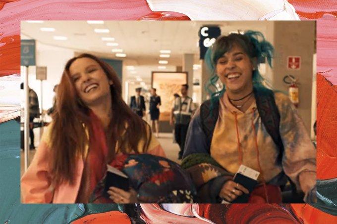 Diários de Intercâmbio com Larissa Manoela e Thati Lopes – Netflix