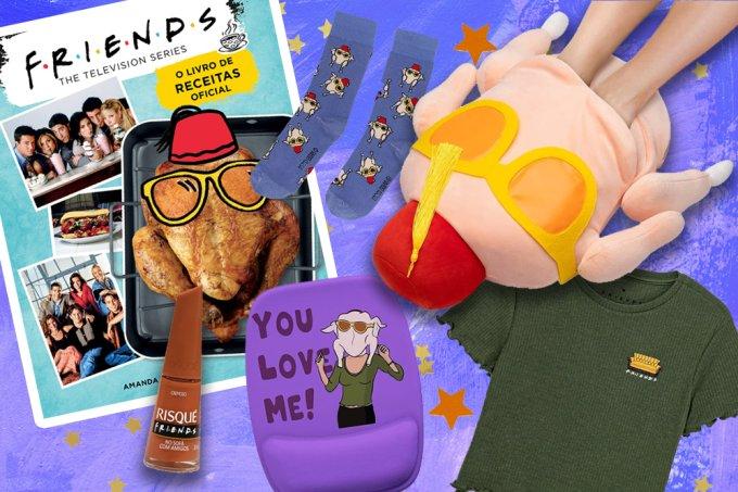 """19 produtos que todo fã da série """"Friends"""" vai querer comprar"""