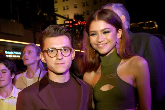 """Premiere Of Sony Pictures' """"Spider-Man Far From Home""""  – After Party"""