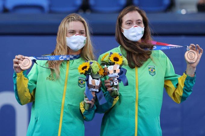 Olimpíada histórica! Brasileiras batem recorde de medalhas em Tóquio 2020