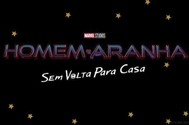 Logo Homem-Aranha