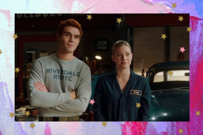 Riverdale Betty e Archie