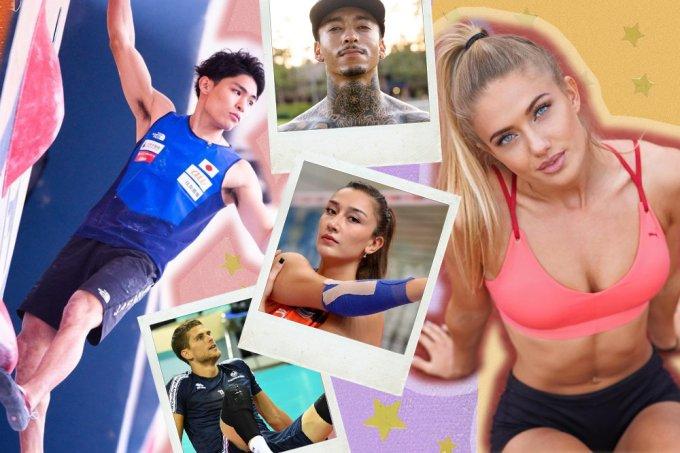 25 atletas olímpicos que ganharam medalha de ouro no quesito crush
