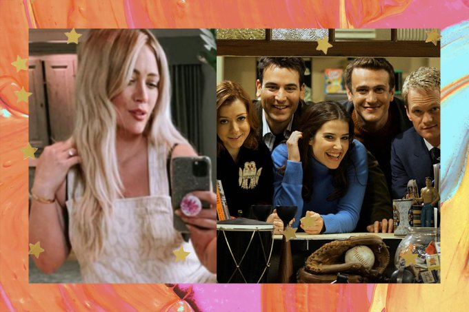 hilary duff how i met your father