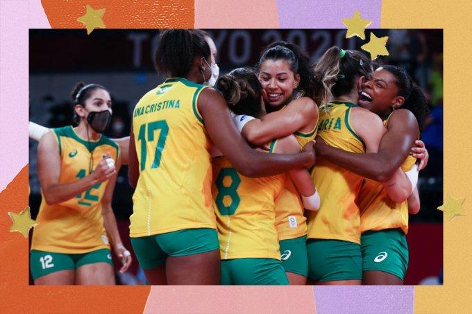 15 vezes que a o vôlei do Brasil provou: união feminina faz toda diferença!