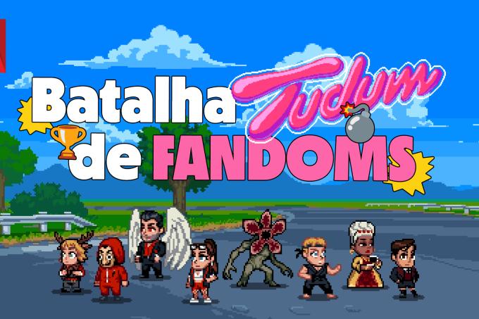 Batalha Tudum de Fandoms: Netfix libera data, esquema de votação e prêmios