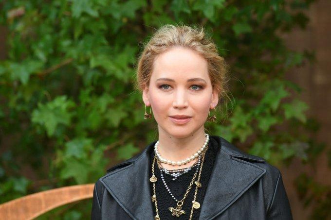 Jennifer Lawrence está grávida de seu primeiro filho