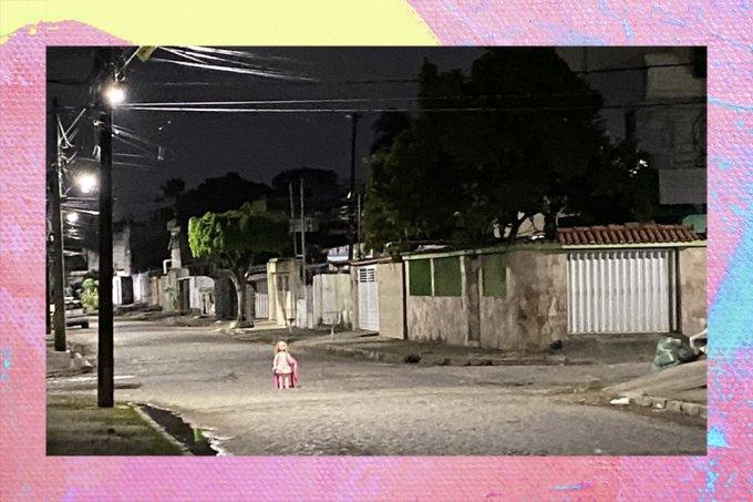 """Annabelle de Recife: boneca é colocada em rua pra acabar com """"maldição"""""""