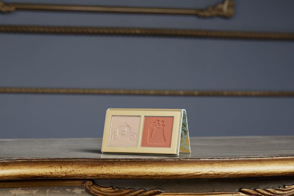 Paleta de blush da coleção de maquiagem inspirada na Cinderela da Sigma Beauty