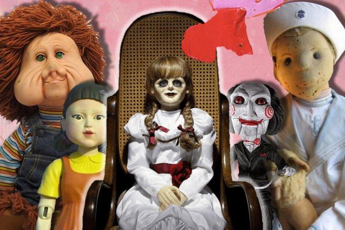 Os 13 bonecos amaldiçoados mais macabros do cinema, da TV e da internet