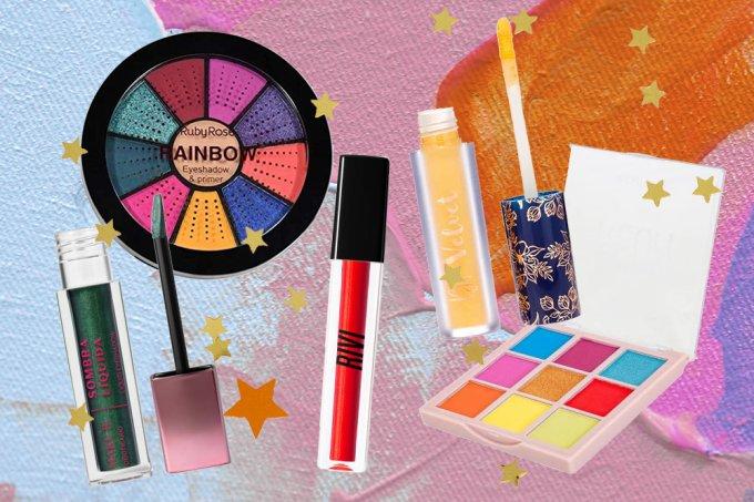 maquiagens-coloridas-
